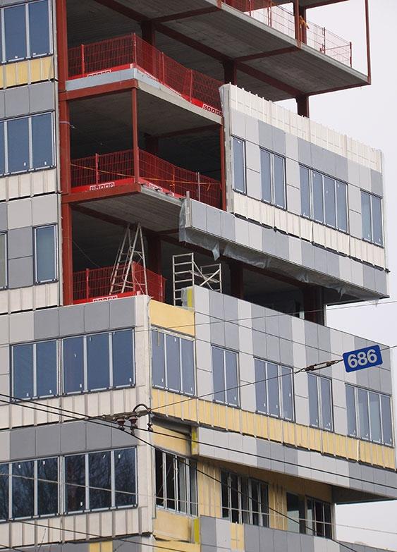 Schimmel im Neubau
