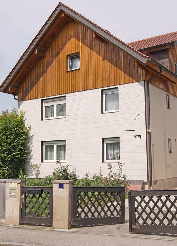 Modernisierung Wohnhaus