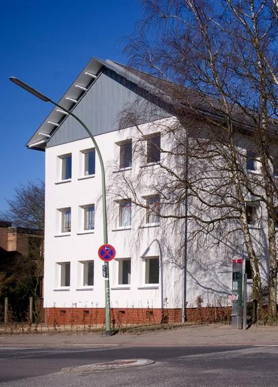 Gebäude Ringstraße