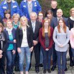 """Das Team der HGW Herne 2014: """"Nicht auf Erfolgen ausruhen"""""""