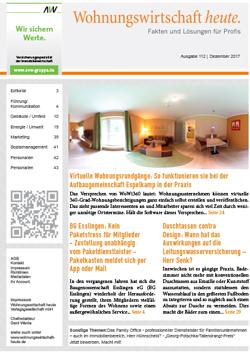 Wohnungswirtschaft heute. AG111