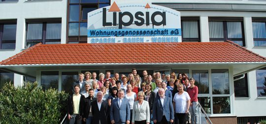 "Wohnungsgenossenschaft ""Lipsia"" eG, Gruppenbild_9_2017_Lipsia_web"