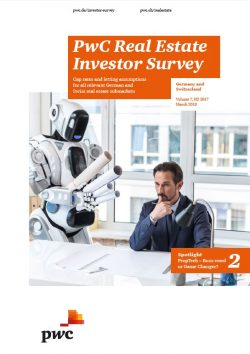 "PwC 7. Ausgabe des ""Real Estate Investor Survey"""