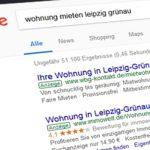 Suchmaschinen-Marketing WBG Kontakt eG aus Leipzig setzt erfolgreich auf AdWords