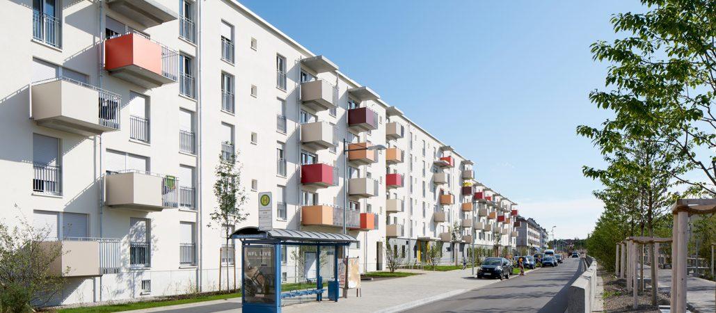 GWG Neues Caritas-Haus München Süd erröffnet