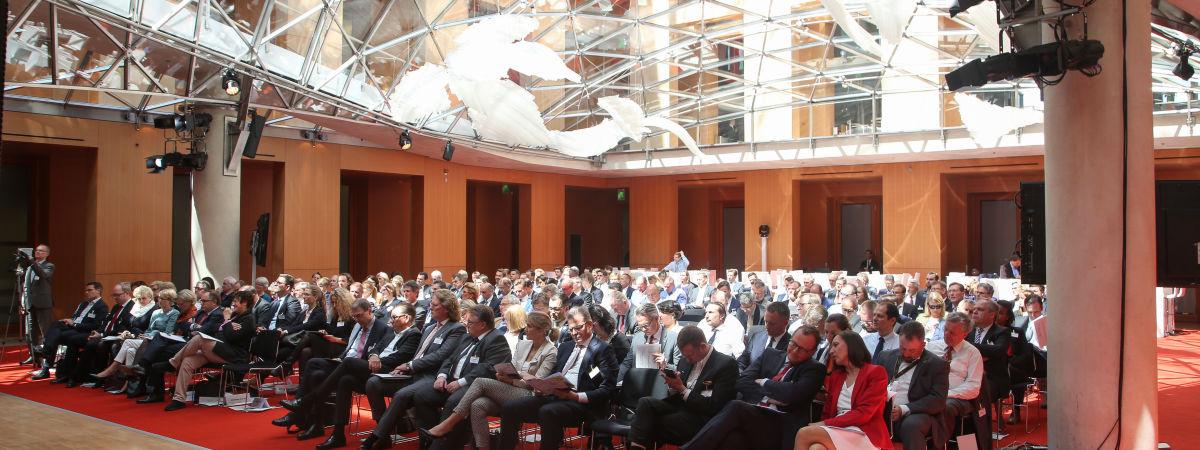 BFW Deutscher Immobilien Kongress 2018 - Dr. Dorothee Stapelfeldt: Rahmenbedingungen für bezahlbares Wohnen schaffen