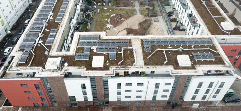 Der Mieterstrom kommt vom eigenen Dach - und das auch noch komplett CO2-frei - Nassauische Heimstätte und Mainova kooperieren