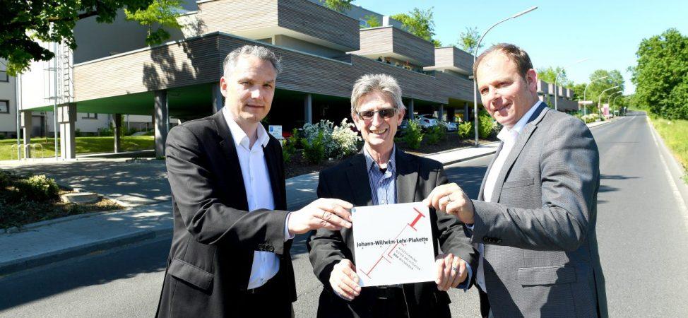 Wiesbaden: Bezahlbares Wohnen Auszeichnung