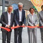EBZ-Neubau eröffnet - Mehr Raum für Lehre und Forschung
