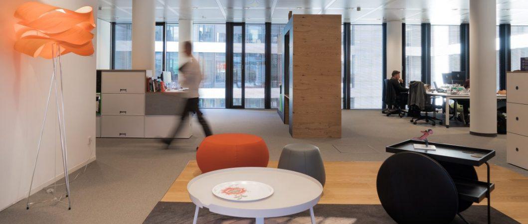 Immobilie 4.0: Digitale und flexible Arbeitswelten