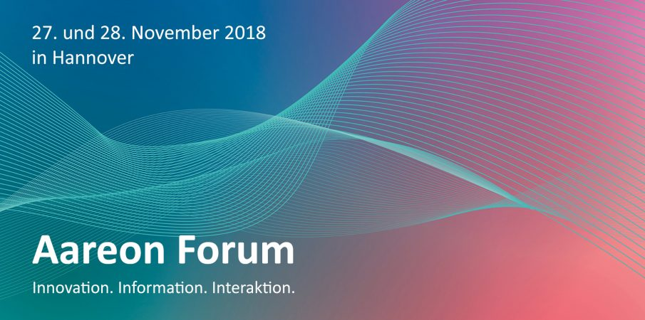 Aareon Forum 2018: Digitales Wertschöpfungspo-tenzial nutzen