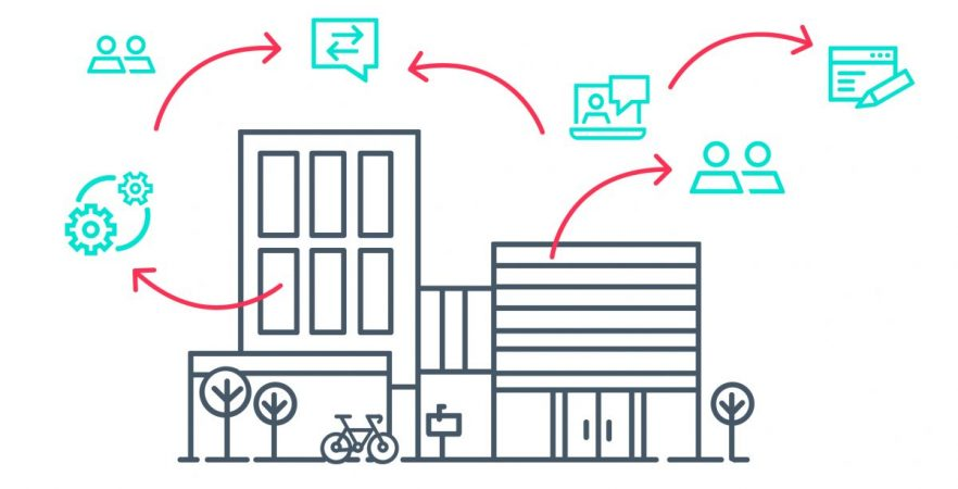 In drei Stufen zur digitalen Immobilienverwaltung