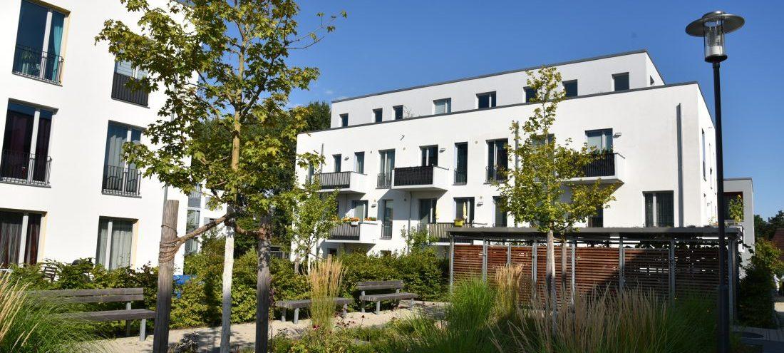 Wärmepumpen Für Quartiere Beispiel Neue Gartenstadt Falkenberg