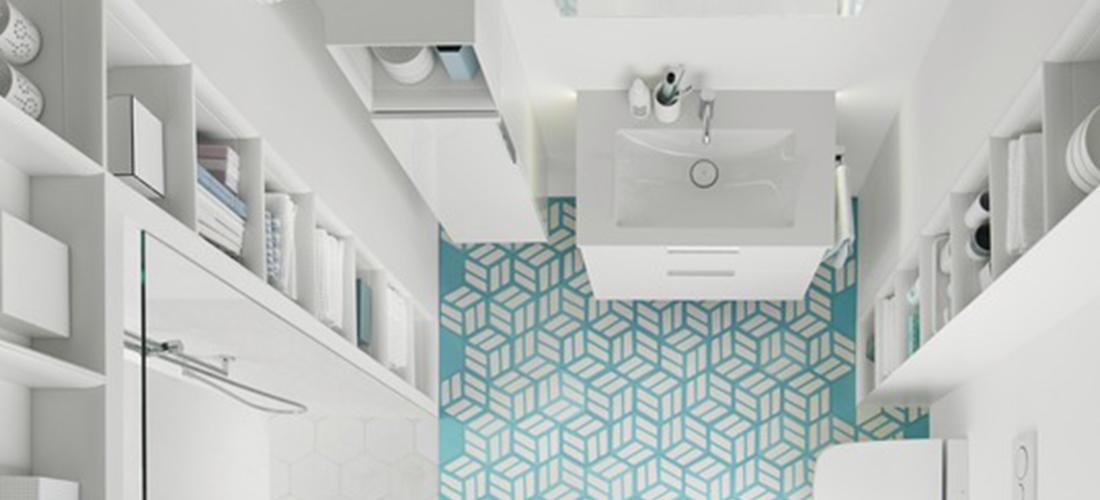 Badezimmer auf kleinstem Raum: Smarte Sanitärlösungen für ...